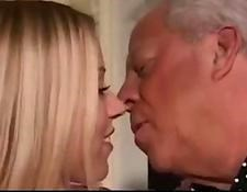 two old horny men and hot bitch arrested and fucking in jailcell